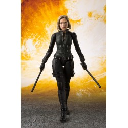BLACK WIDOW SH FIGUARTS +...