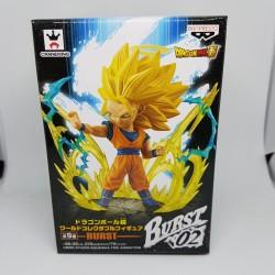 Son Goku Super Saiyan 3...
