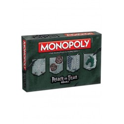 Monopoly attack on titans