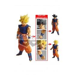 Son Goku Super Saiyan...