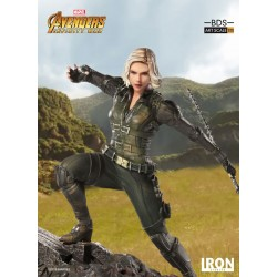 Statuette Black Widow 1/10...