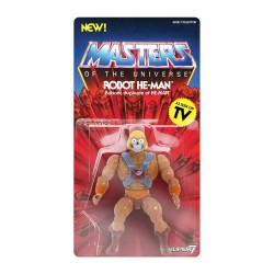 Robot He-Man - Les Maîtres...