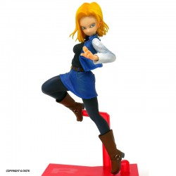 Android 18 - Dragon Ball...
