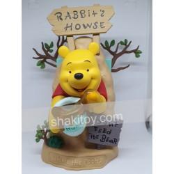 Winnie l'ourson diorama Disney