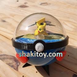 Diorama Pokemon Pikachu -...