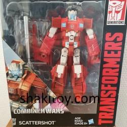 Scattershot - Transformers...