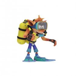 Crash Bandicoot Scuba Gear...