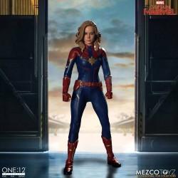 Captain Marvel 16 cm Mezco...
