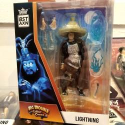 Lightning - Jack Burton -...