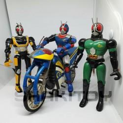 shak'I broc : Lot Masked rider