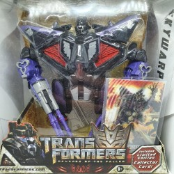 Shak'I broc : Skywarp -...