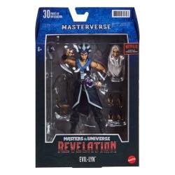 Evil Lyn MOTU revelation 2021