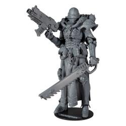 Warhammer 40k figurine...