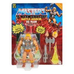 He-man Musclor deluxe -...