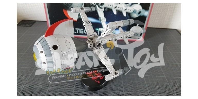 Cyberlab - Metaltech - Capitaine Flam