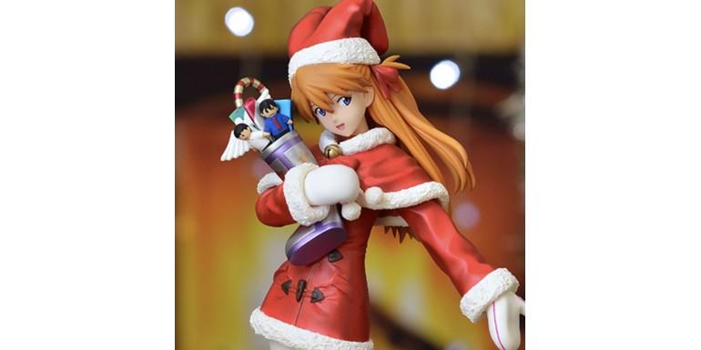 Les héroïnes en mode Noel