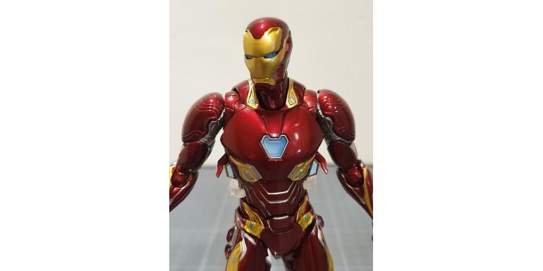 Iron Man  MK-50 Nano weapon set SH Figuarts