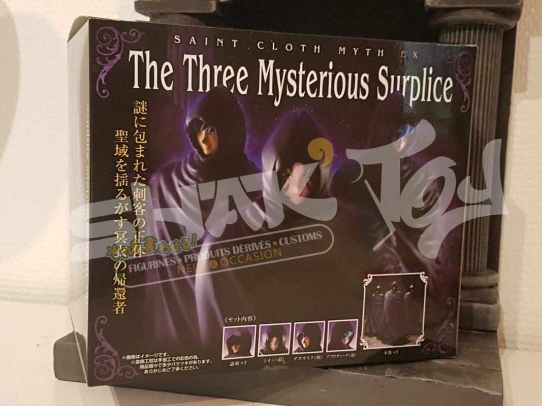 seiya boite mysterious